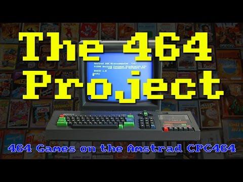 jeux cpc 464