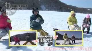 http://www.charmkids.jp/ いよいよワカサギ釣りがスタート!...が、寒...