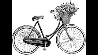Draw Bike - How To Draw A Bicycle Easy Step By Step