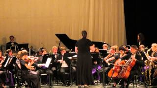 """Jupiter - Bring of Jollity"" performed by the Barbara Ingram School for the Arts Symphony Orchestra"