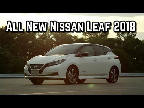 2018 New Nissan Leaf  Realtime look and Exteriors_HD.