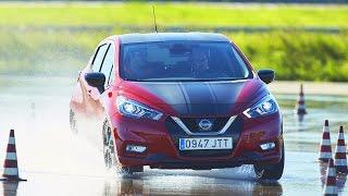 видео Тест драйв, обзор Nissan Micra