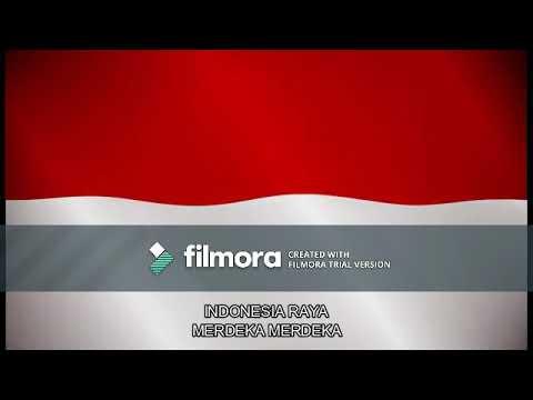 Indonesia Raya (Tanpa Vokal) - With Lyric