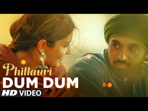 Phillauri : DUM DUM Video Song | Anushka, Diljit,...