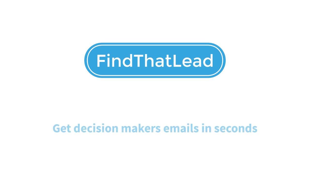 Find Emails on Any Website, Twitter or LinkedIn Profile