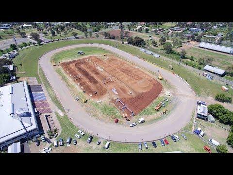 2016 Australian Supercross Championship: Round 2 Toowoomba Fox Sports Broadcast