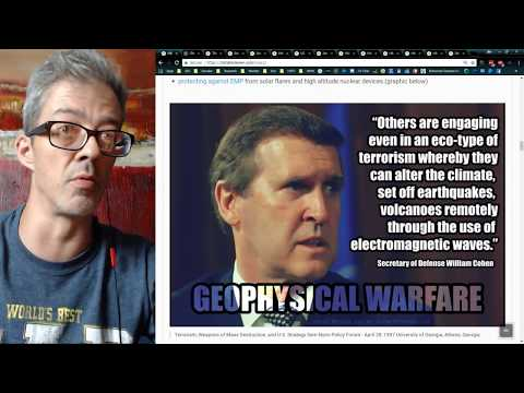 HAARP and the Sky Heaters - FULL DISCLOSURE!