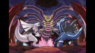 Pokemon Diamond and Pearl Galactic Battles Theme song