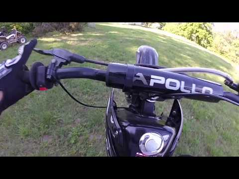 Apollo 125cc Dirt Bike Is A Perfect Bike To Learn How To Wheelie On And Heres Why!