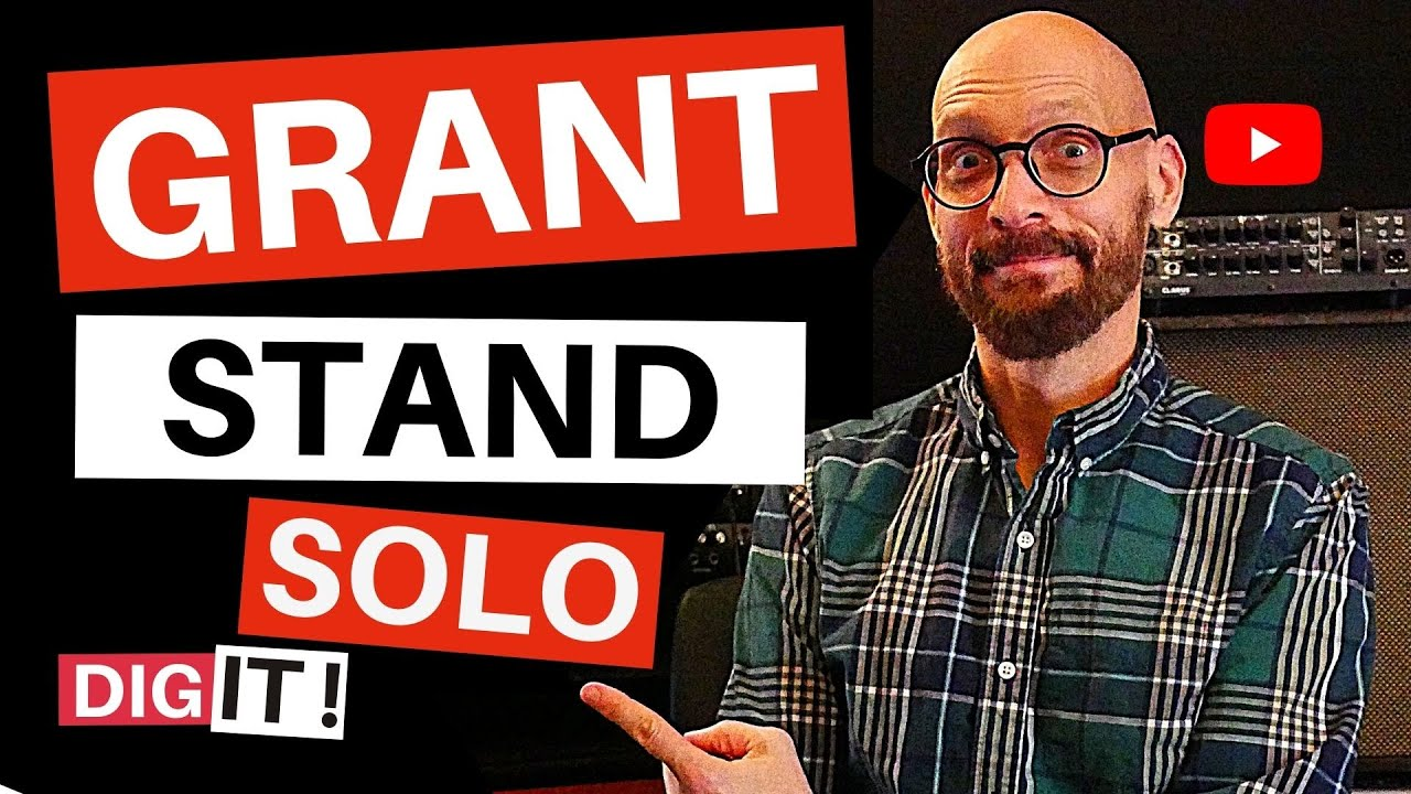Grantstand - Jazz Guitar Lesson