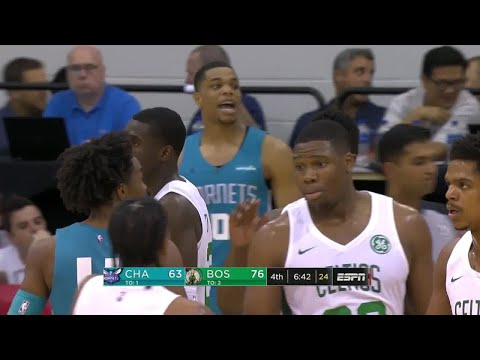 4th Quarter, One Box Video: Boston Celtics vs. Charlotte Hornets