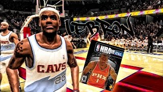 NBA 08 featuring Games Of The Week - (PS3) - 60FPS - | Throwback Thursday Mixup!