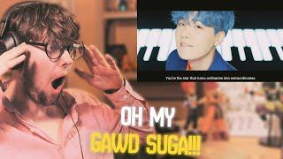 Gambar cover BTS (방탄소년단) '작은 것들을 위한 시 (Boy With Luv) feat. Halsey MV Reaction!! || OH MY GAWD SUGA!!!