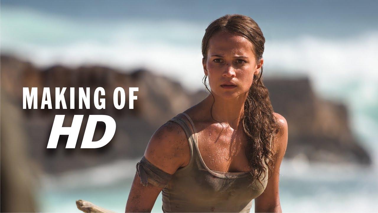 Tomb Raider – making of PL