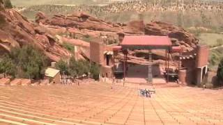Red Rocks Amphitheater ,  Denver, CO