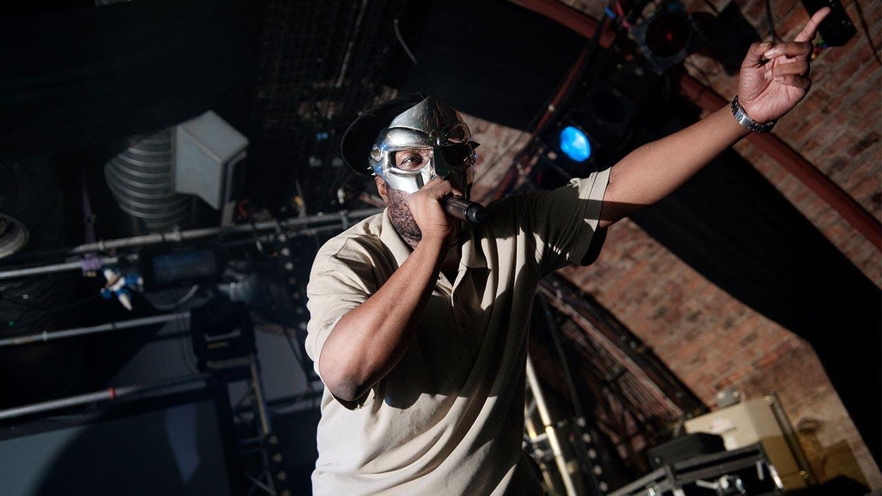 MF Doom dead: the masked rapper died in October at age 49