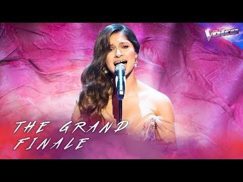 Grand Finale: Bella Paige sings The Greatest Love Of All | The Voice Australia 2018