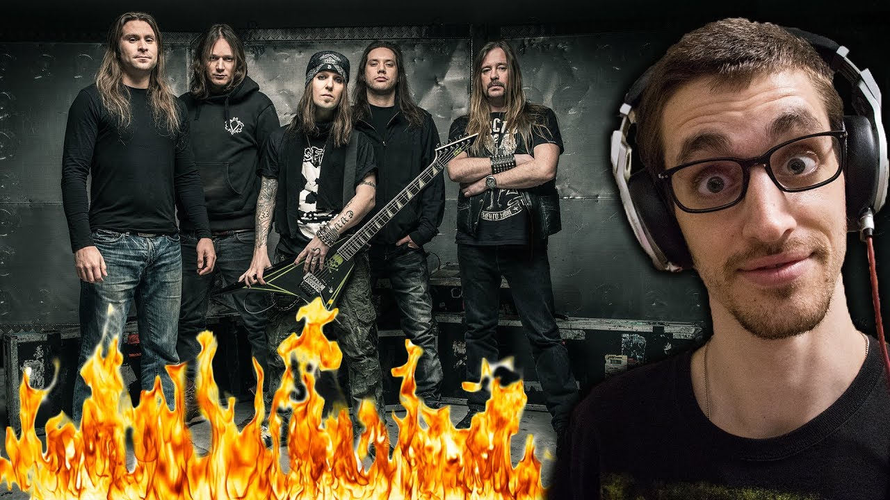 Hip-Hop Head's FIRST TIME Hearing CHILDREN OF BODOM: