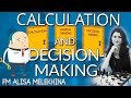 Calculation, logical thinking and decision-making in chess - FM Alisa Melekhina