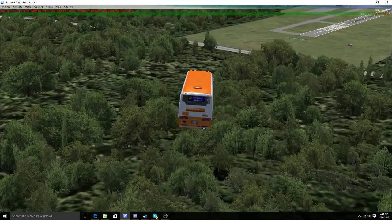 Resultado de imagem para easyjet bus fsx