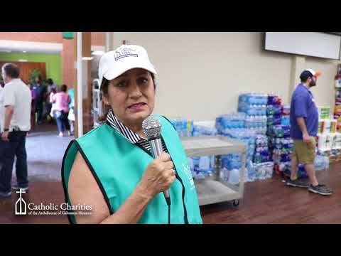 Catholic Charities CEO Cynthia N. Colbert Shares How Hurricane Harvey Donations Are Making An Impact