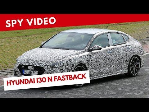 Hyundai i30 N Fastback | Spy video (July 2018)