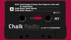 S1E4: Social Impact at Scale, One Project at a Time with Dr. Anjali Sastry