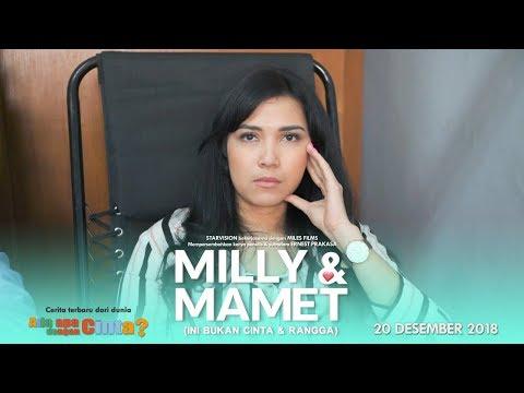 MILLY & MAMET (Ini Bukan Cinta & Rangga) Day 3 Mp3