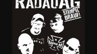 Radau AG - Stempel drauf