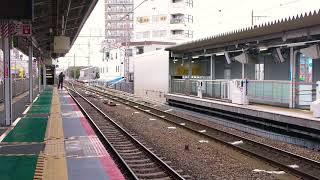 【甲種】西武鉄道40000系40105F 川重出場 高槻通過❗