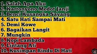 Salah Apa Aku (Entah apa yang merasukimu) Versi Reggae - Reggae Full Album