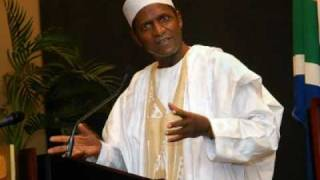 Yar'adua's Return Speech.mp4