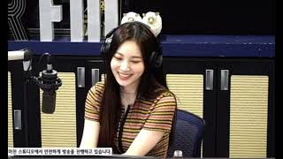 [20210608] Girl's Day YURA for SBS Power FM '영스트리트 (Young St…