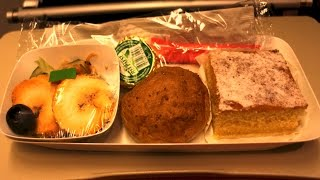 Air France Economy Class Experience: AF259 Jakarta to Singapore