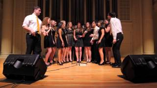 Come Together/Dig it Up Mashup (The Beatles/Holes) - Vital Signs A Cappella Spring