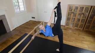 stacey nemour stretching for core strength and flexibility