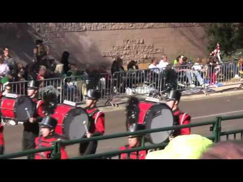 Parkway Central High School Marching Band @Fiesta Bowl Parade 2010 (re-post)