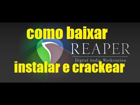 Reaper Free Download Crack 2020 Youtube