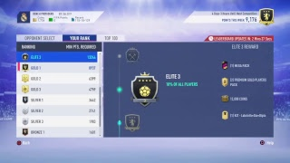 THAT ELITE 3 HOPE IS REAL!!! FIFA 19 ULTIMATE TEAM