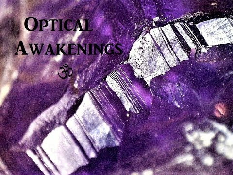 Optical Awakenings - Exciting News! and Naked Lobsters!