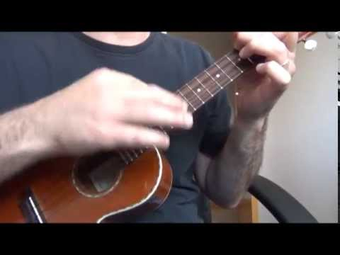 Springsteens Thunder Road Ukulele Cover Youtube
