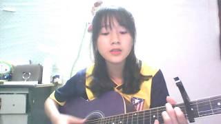 Em Gái Mưa  Hương Tràm  Cover guitar