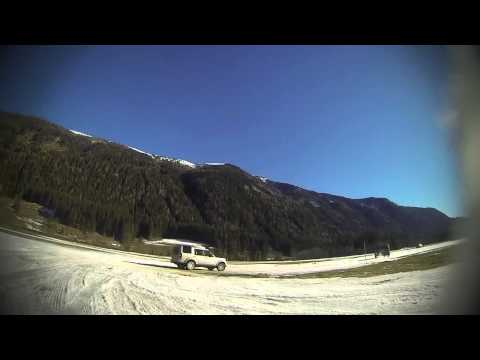 Land Rover Experience Austria 2014 | EVOQUE & DISCOVERY im Test