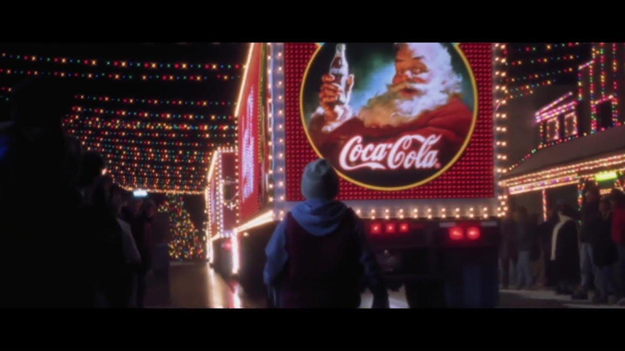 Coca Cola Werbung Weihnachten.Coca Cola Christmas Commercial Weihnachten Werbung 2018 Melanie Thornton Wonderful Dream