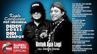 Didi Kempot feat. Deddy Dores - Untuk Apa Lagi - Official Music Video