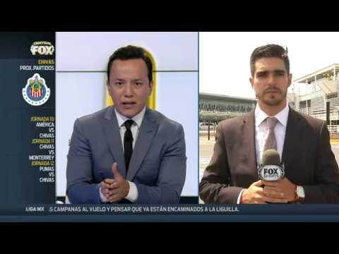 Video: un periodista deportivo de Fox Sports fue atropellado en vivo