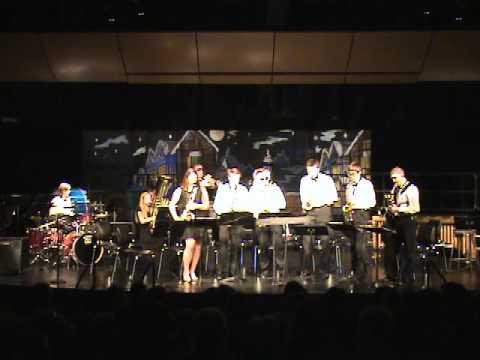 Frosty the Snowman by Stayton High School's Jazz Band