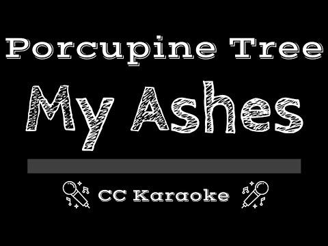 Porcupine Tree   My Ashes CC Karaoke Instrumental