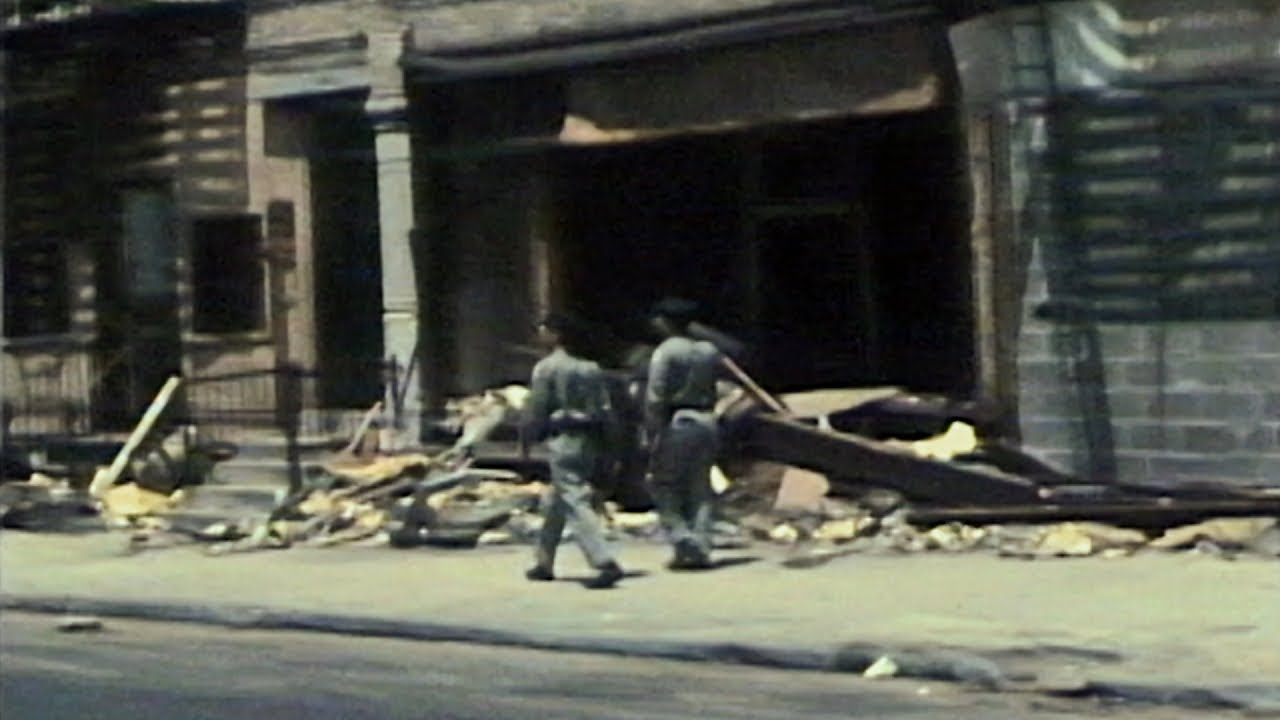 "The Bronx (South Bronx)  ""War Zone"" 1970s 