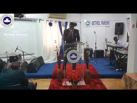 No More Sorrow [ Raw Truth ] by Prophet Abeiya Elijah A